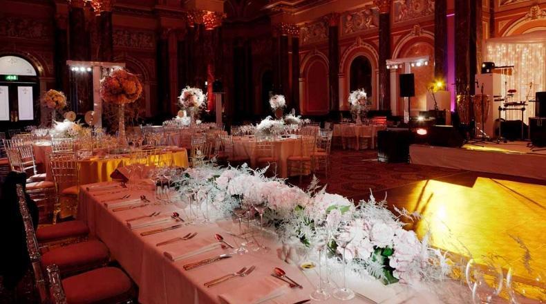 Salon de fiesta para bodas