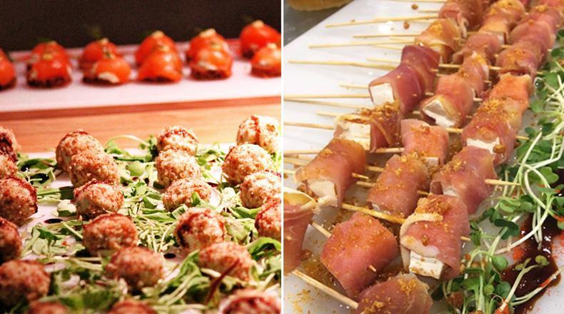 servicio de catering para casamientos. ideas para una buena comida de casamiento