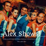 Imagen de Alex Shows Cubanos