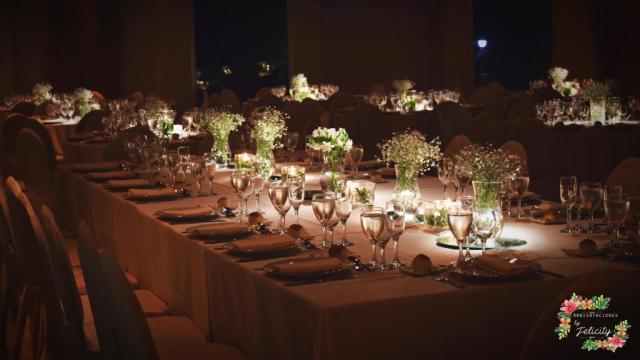 Ambientaciones By Felicity (Ambientación y Centros de Mesa) | Casamientos Online