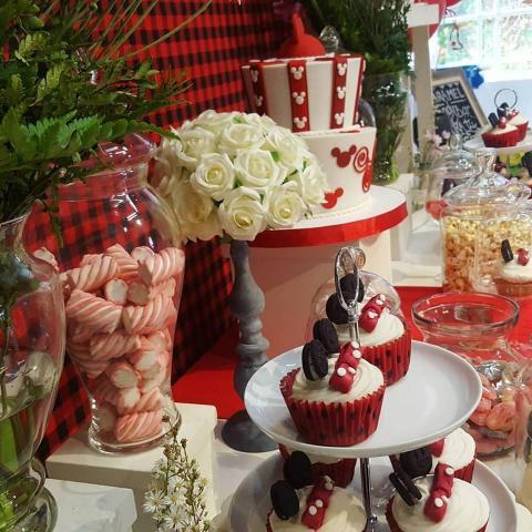 CARAMEL CANDY BAR | Casamientos Online