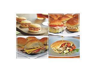 Sandwiches Gourmet - Córdoba Catering