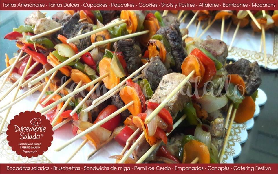 Dulcemente salado (Catering)