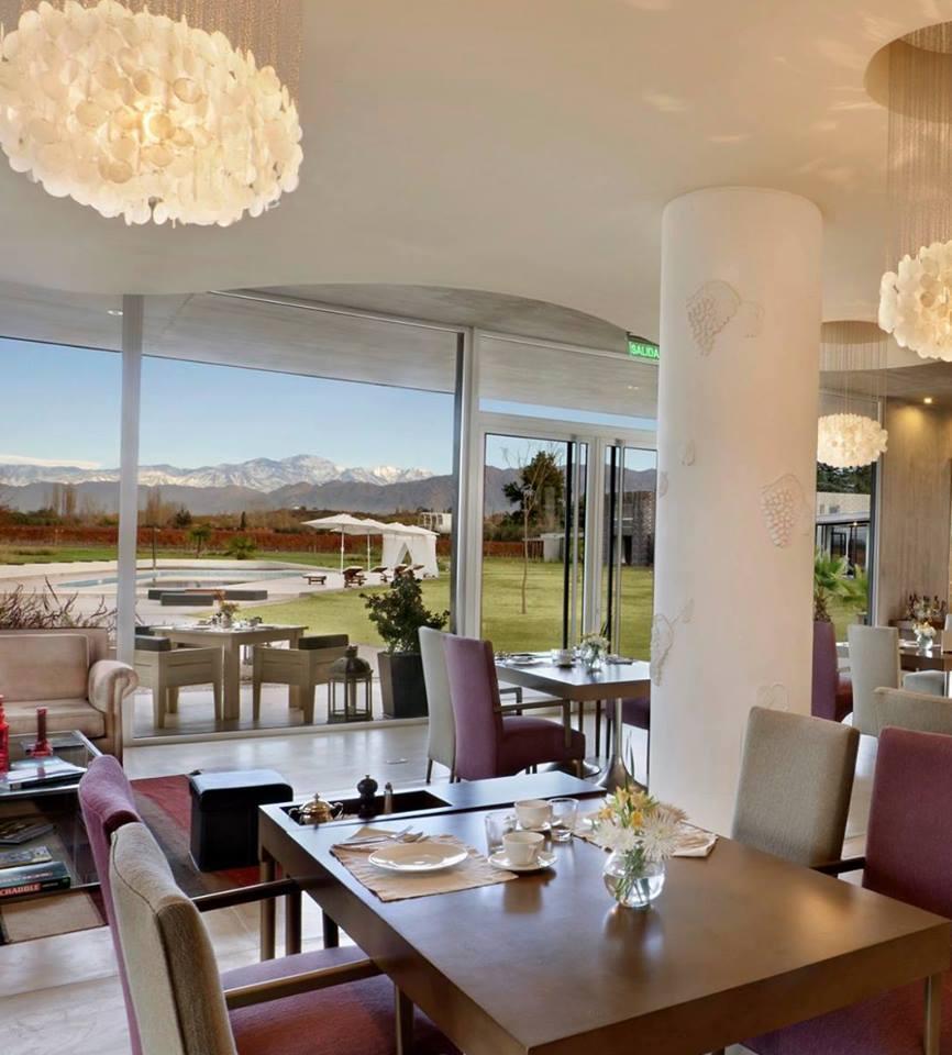Entre Cielos Hotel - Mendoza (Salones de Hoteles)