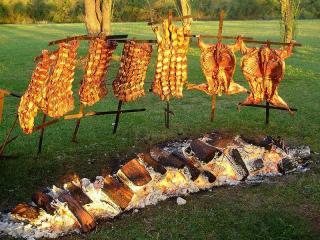 Imagen de Gorro Verde Catering d...