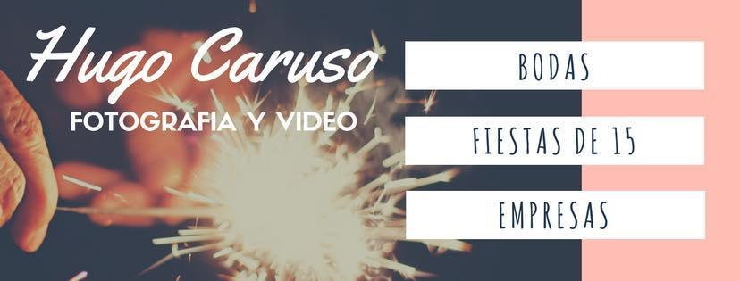 Hugo Caruso foto y video - Servicios
