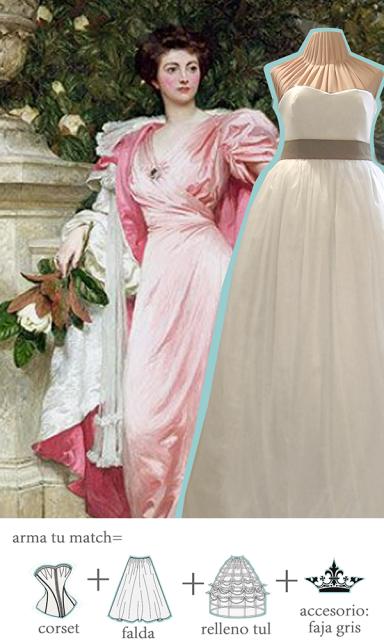 Las Infantas y María Dubini (Vestidos de Novia) | Casamientos Online