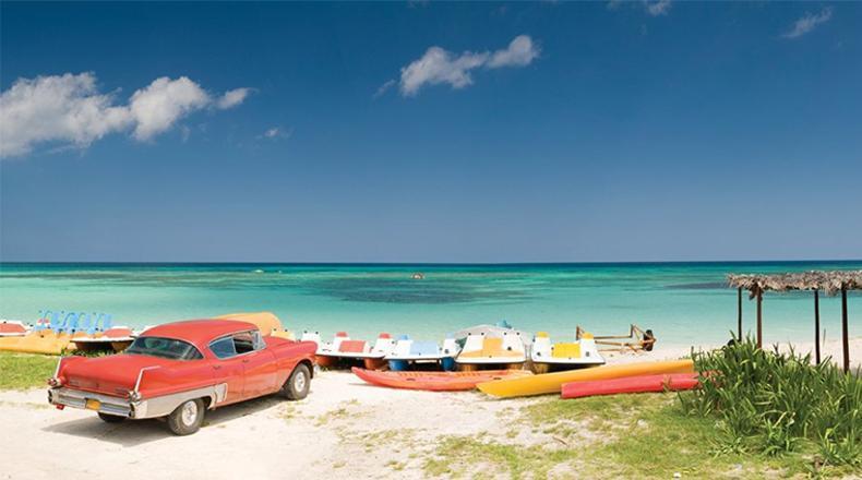 Luna de Miel en la Playa: Si nos vamos a CUBA?