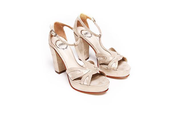 Novias Lomm (Zapatos de Novias)
