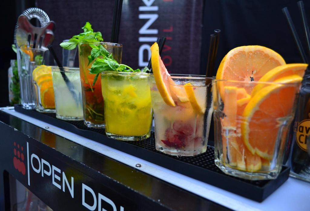 Open Drinks Movil Bar (Bebidas y Barras de Tragos)