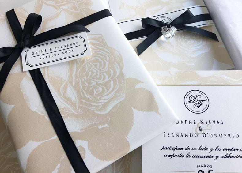 participacion de casamiento. ideas para invitaciones de boda originales
