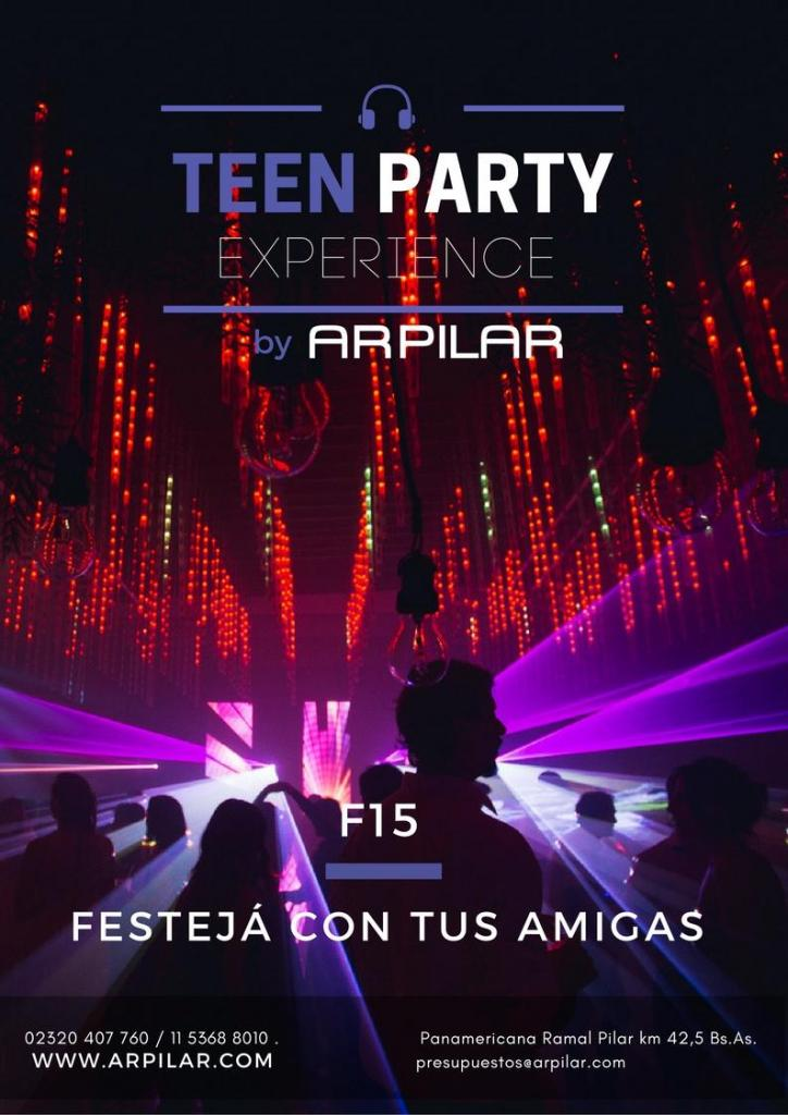 Teen Party Experience
