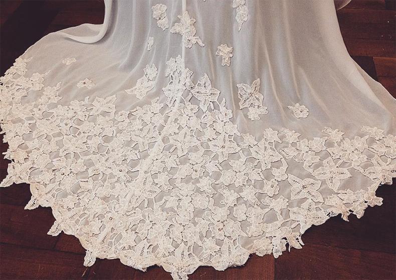 Generos de vestidos de novia