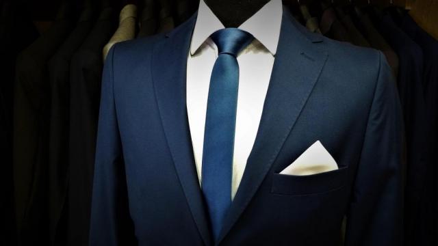 Ambo suoer 120 slim fit pura lana | Casamientos Online