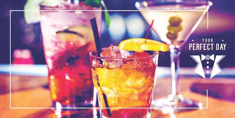 Barra de Tragos para Casamientos. Your Perfect Day empresa de bebidas para fiestas
