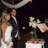 Ceremonia Laica Simbolica con Maestro de Ceremonia