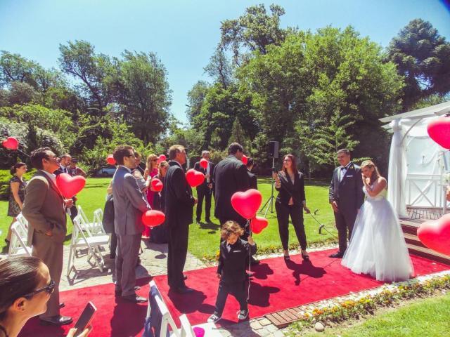 Sandra y Jose ♥ | Casamientos Online