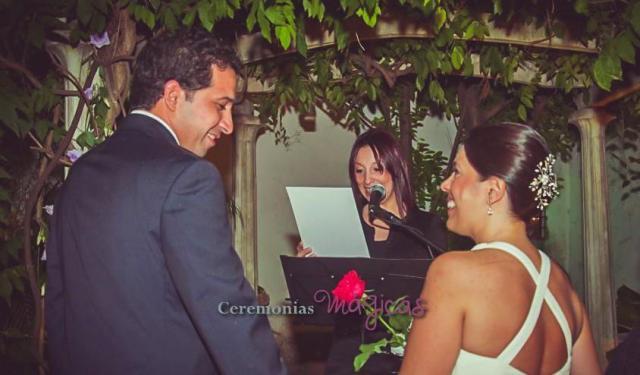Romina y Amilcar ♥ | Casamientos Online