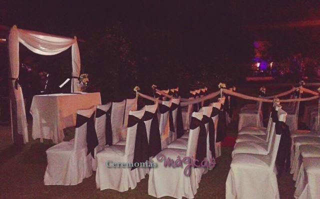 Ceremonias Mágicas | Ceremonias de Bodas simbólicas no religiosas | Casamientos Online