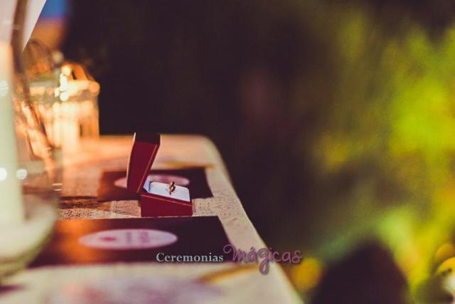 Ceremonias Mágicas | Ceremonias de Bodas simbólicas no religiosas