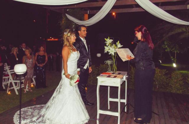 Cecilia y Sebastian ♥ | Casamientos Online