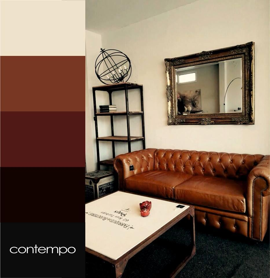 Contempo - Muebles de living