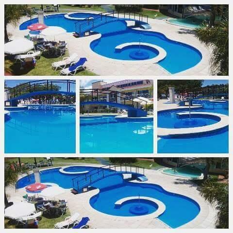 Costa del Sol Hotel & Spa - Piscinas