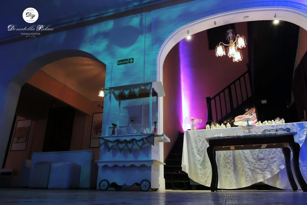 Donatella Palace (Salones de Fiesta)