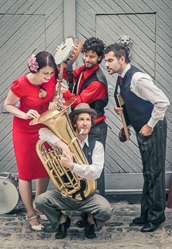 Jivers (Shows Musicales) | Casamientos Online