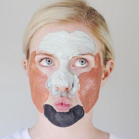 Como combinar mascarillas faciales?