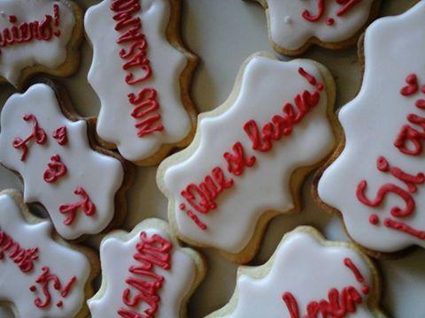 Cookies decoradas.