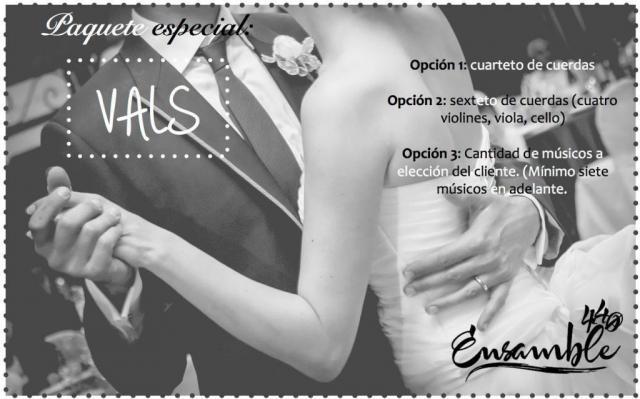 Nuestros Paquetes Musicales | Casamientos Online