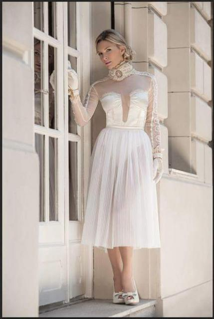 Vestido Belle Epoque