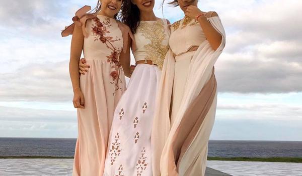 Romina Brunelli Vestidos de Novias | Casamientos Online