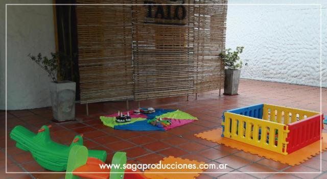 Kindergarden con Plaza Blanda