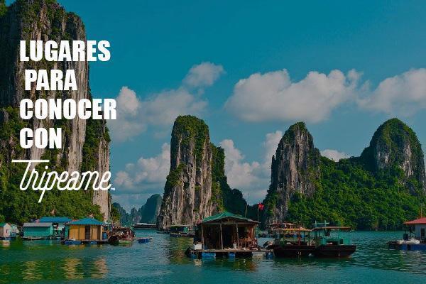 Lugares para conocer by Tripeame