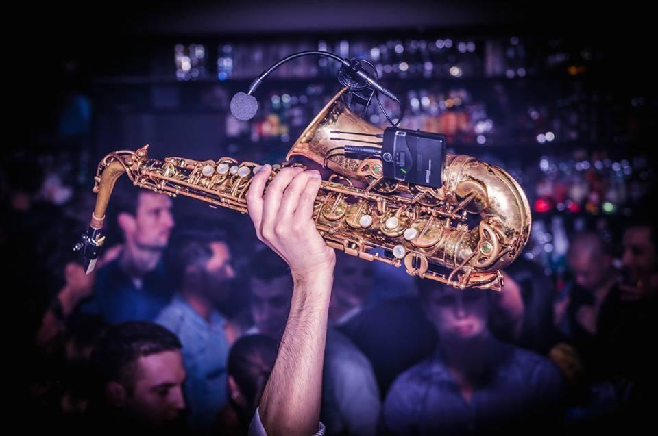 SAXOPHONIC - Ambient Music