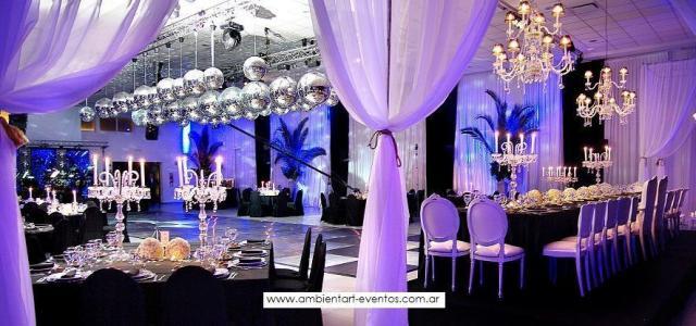 Ambientación integral , nos ocupamos de  todos los detalles.... | Casamientos Online