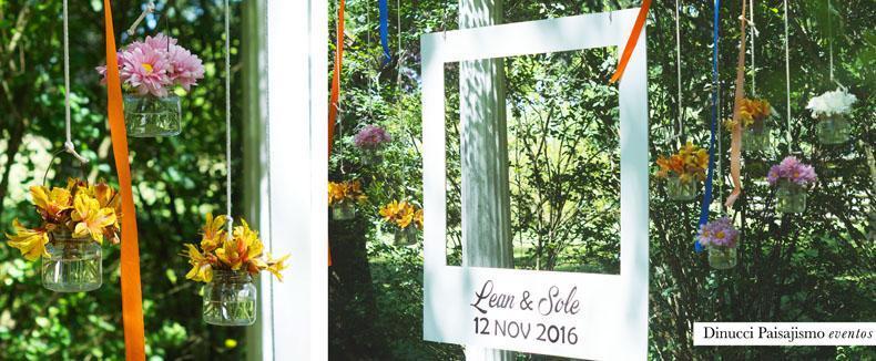 ambientacion y decoracion de fiestas de casamiento en buenos aires