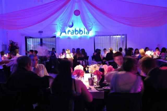 Arabbia Eventos (Salones de Fiesta)