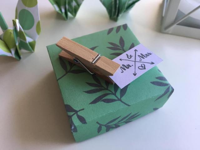 Box Amalia | Casamientos Online