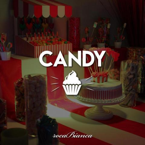 candy personalizado