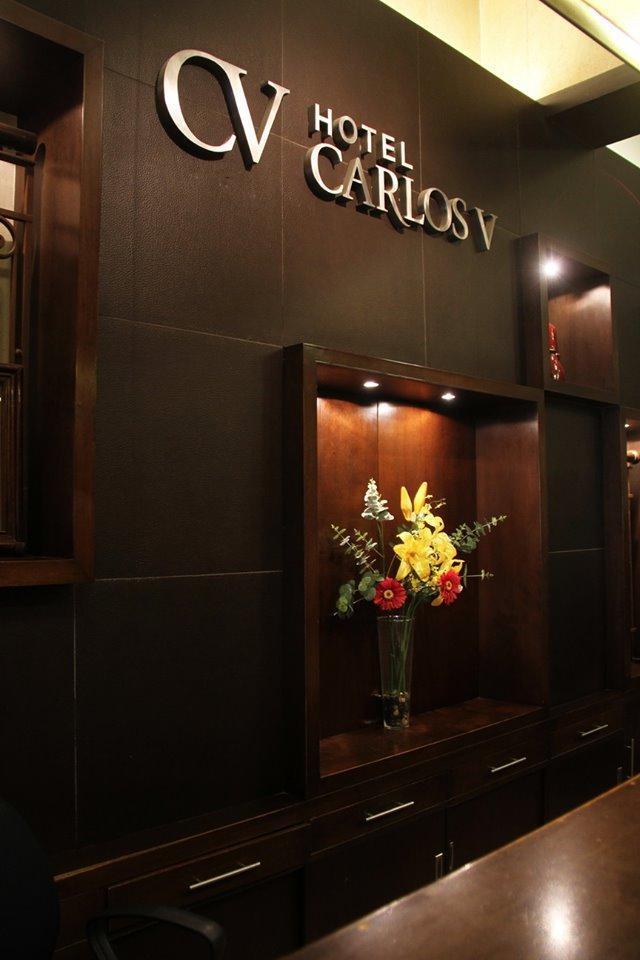 Carlos V Hotel (Salones de Hoteles)