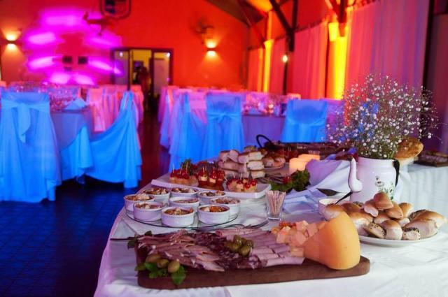 Catering Volga - Eventos