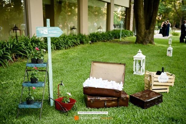 Ceremonias , señaladores , detalles .... | Casamientos Online