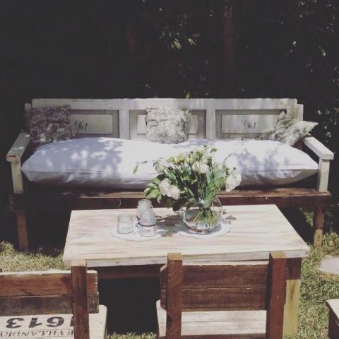 Comodo - Alquiler de Livings | Casamientos Online