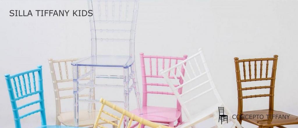 Concepto Tifanny  - Sillas Tiffany Kids