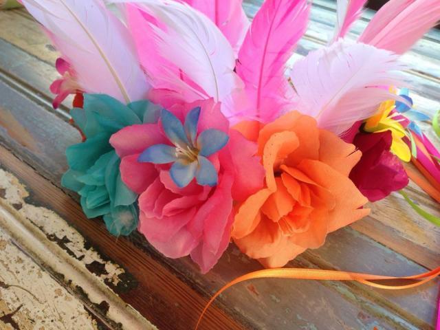 Corona Cacique | Casamientos Online