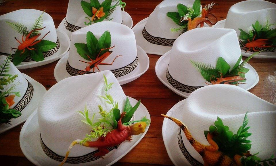 Sombreros Panama Wild