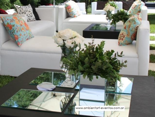 decoracion para las zona de los living  | Casamientos Online